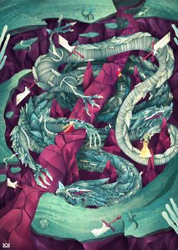 Lizards Queens