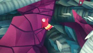 Lizards Queens, details 01