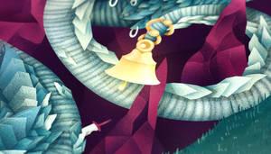 Lizards Queens, details 02