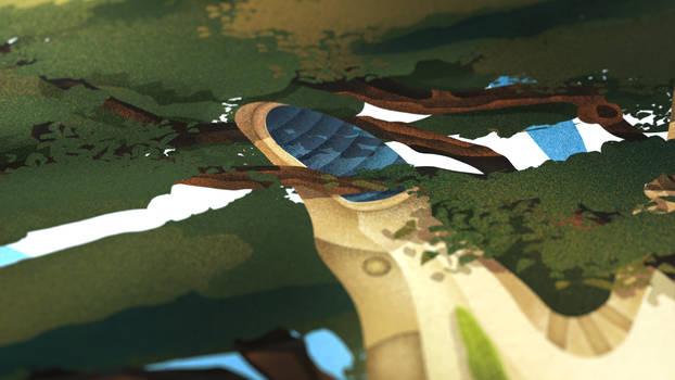 Robo Hand, detail 01