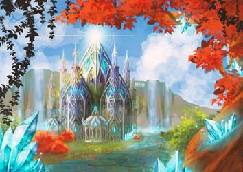 Elven City - Momendell