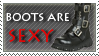Boot Stamp by RPDOfficer