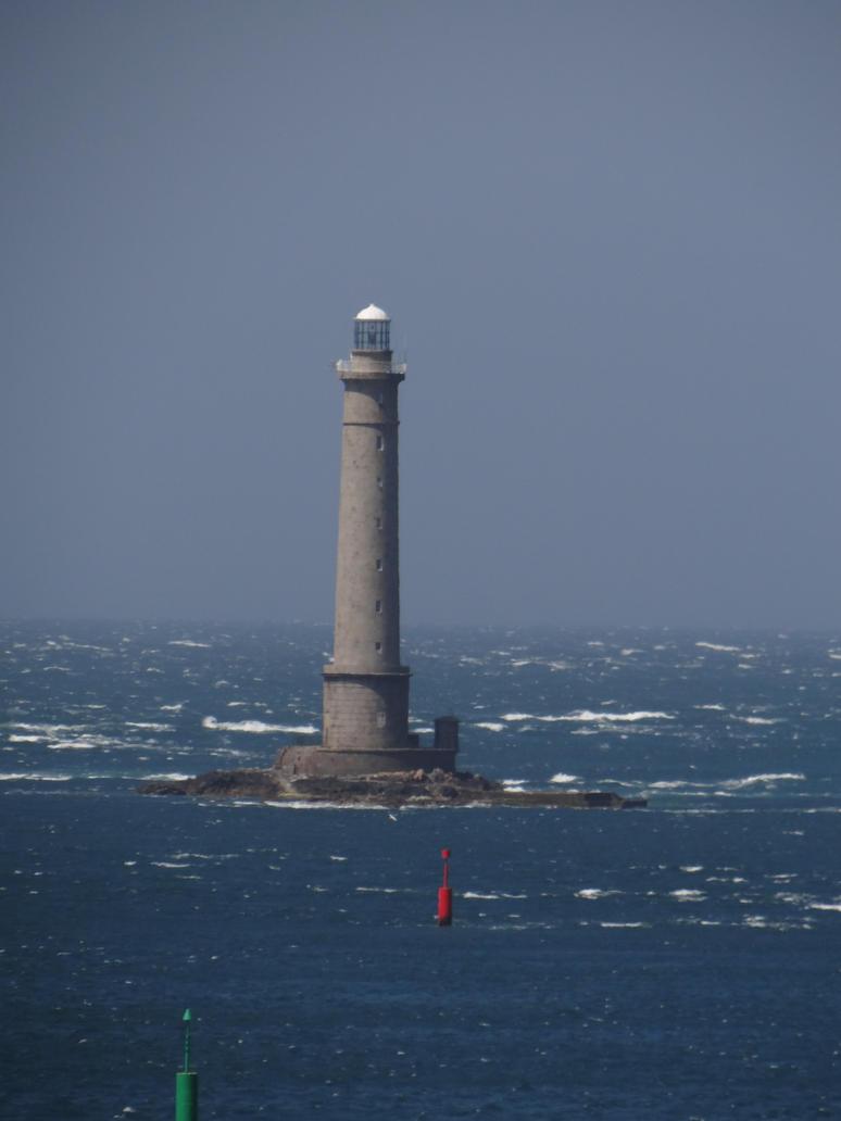 Goury Lighthouse by Korventem