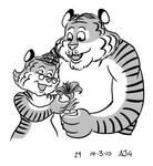 99 Tigers - No. 29