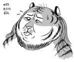 99 Tigers - No. 33