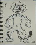99 Tigers - No. 41