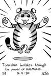 99 Tigers - No. 51