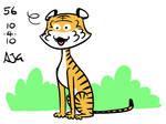 99 Tigers - No. 56