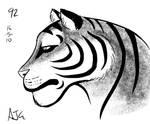 99 Tigers - No. 92