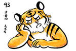 99 Tigers - No. 93