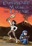 Experience the Magic of the Legend! #1 - Cover by FavouriteCrayon