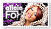 Alicia Fox Stamp by XTime2ShineX
