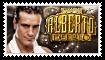 Alberto Del Rio Stamp by XTime2ShineX