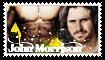 John Morrison Stamp by XTime2ShineX