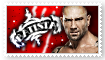Batista Stamp by XTime2ShineX