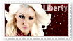 Liberty Deschamps Stamp by XTime2ShineX