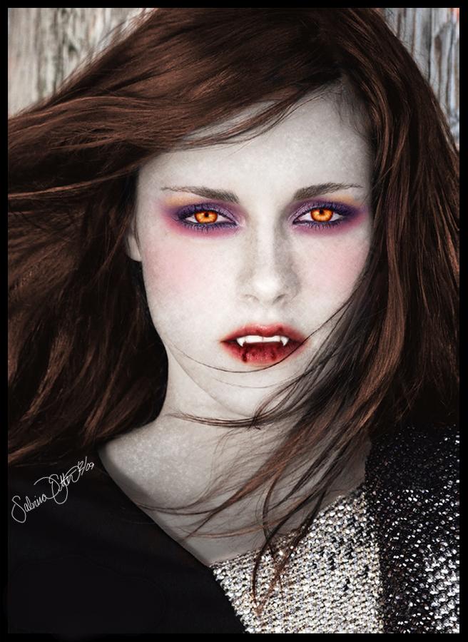 vampire bella by tummaprinsessainen on deviantart