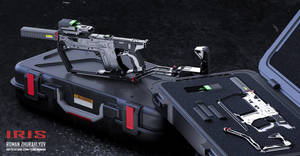 IRIS submachine gun