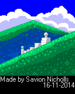 Secret Mountainous Area Inspiration by SavyNicholls1996