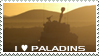 Paladin Stamp by PathwayToTerminus
