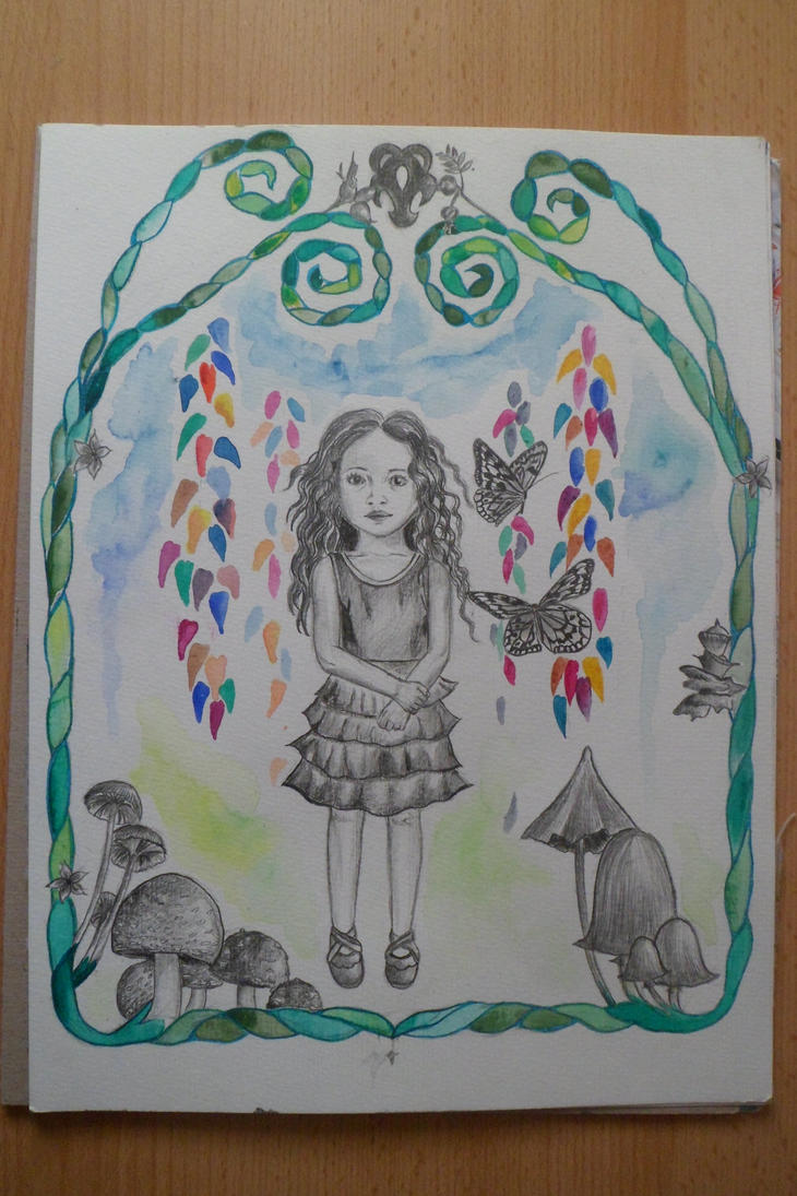Dream of woods by freyariana on deviantart - The hideout in the woods an artists dream ...