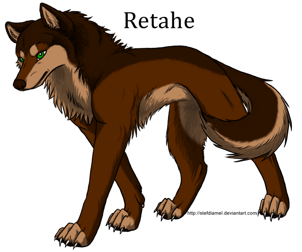 wolf group character 1 for Hawk by KimikoKyuuketsuki