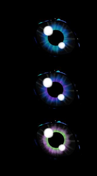Aurora Eyes 2 by KimikoKyuuketsuki