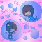 John x Karkat Bubbles