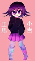 Kokichi by Ama-Foxy