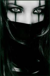 Killer harlequin by darkclub