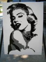 marylin monroe pop art 3 by sireatalot247