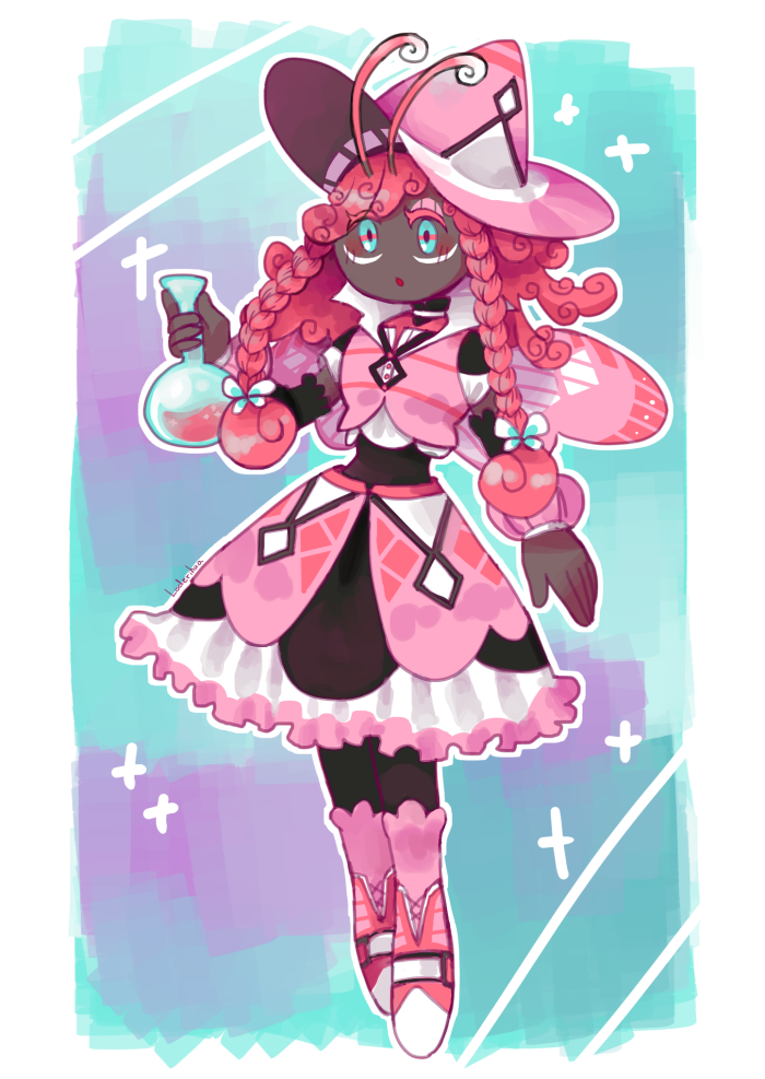 Fairy Witch Tapu Lele by Zhleio on DeviantArt