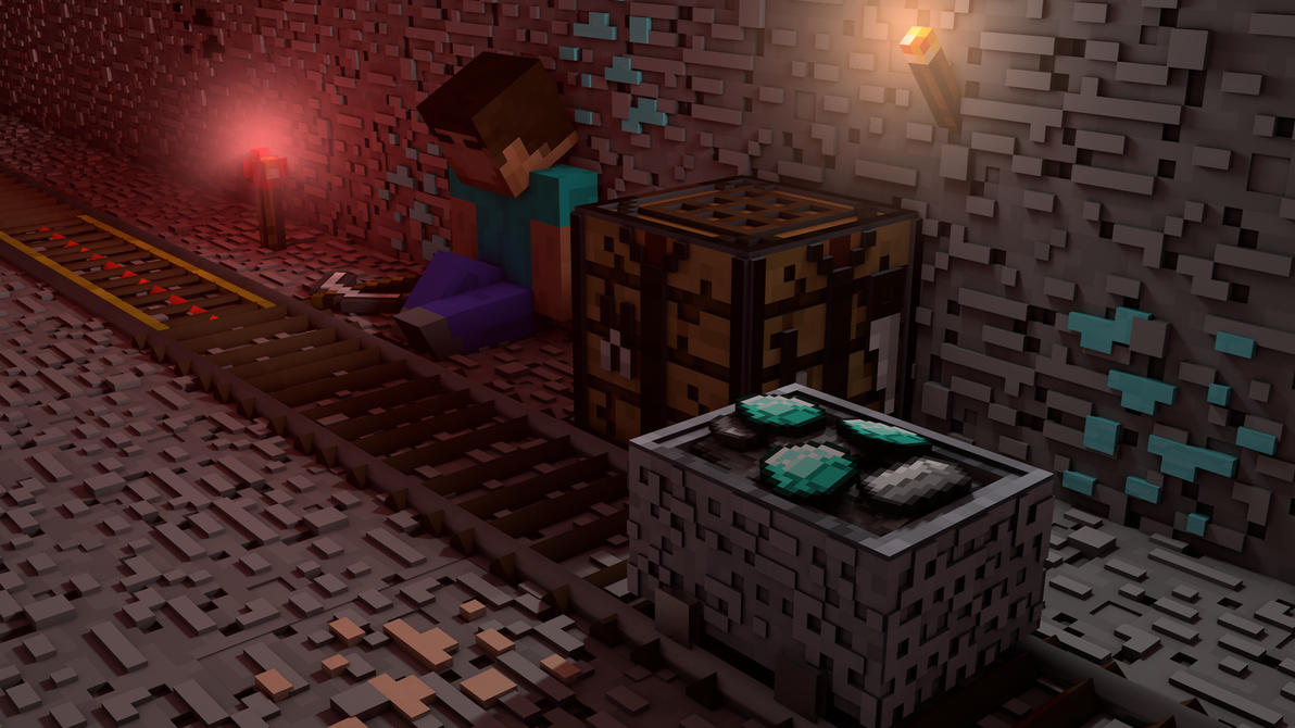 how to build a cave house in minecraft