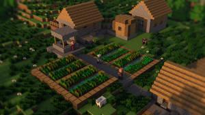 Minecraft: Village