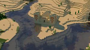 Minecraft: Desert