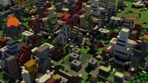 Minecraft: Simburbia