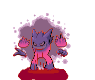 Prime Gengar by Blueart14