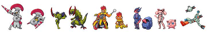 Pokemon Armor Pt 1 by Blueart14