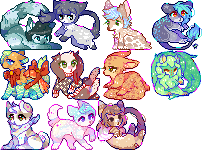 2015 icons by frugivore