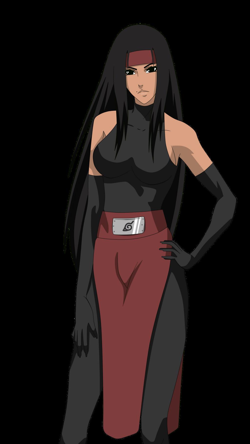 Fairy Tail Manga Naruto Oc Hitaomi Senju By Ohikosenju On Deviantart