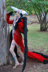 Ultimecia-Artemisa by Rinoa-Lockheart