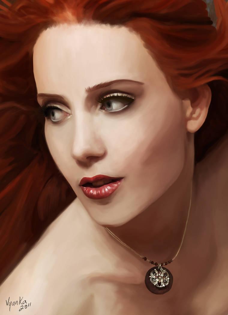 Simone Portrait
