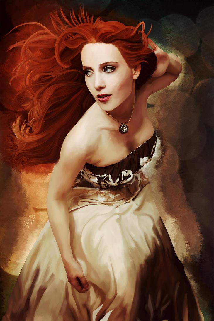 Simone by vyanka