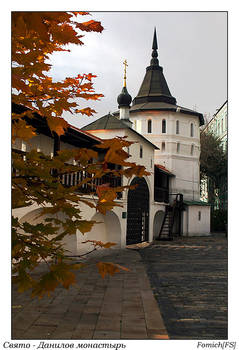 Svjato Danilov Monastery 3
