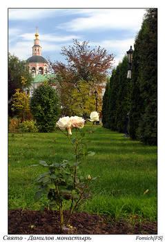 Svjato Danilov Monastery 4