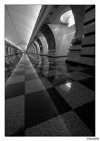 metro.diagonale by Fomich