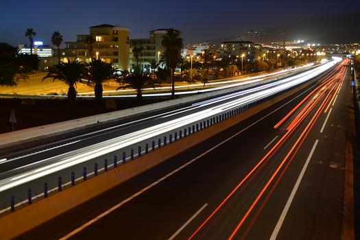 Autopista del sur de Tenerife