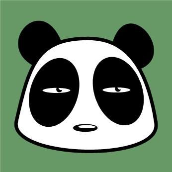 Panda Face by TofuXpress
