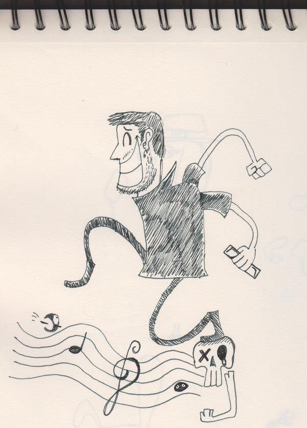 Cartoony me by TofuXpress