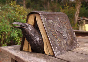 Mabinogion Branwen sculpture by rubesart